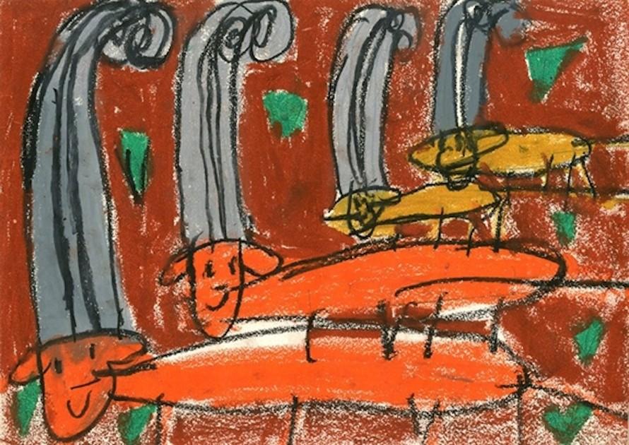 Một tác phẩm đầy màu sắc của Phạm Bình Minh