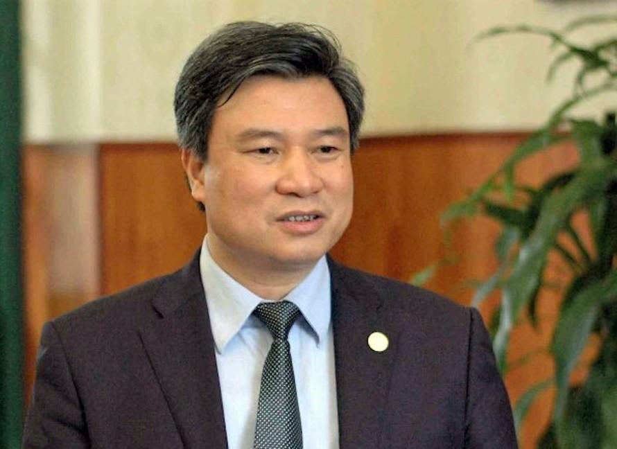 Thứ trưởng GD&ĐT Nguyễn Hữu Độ