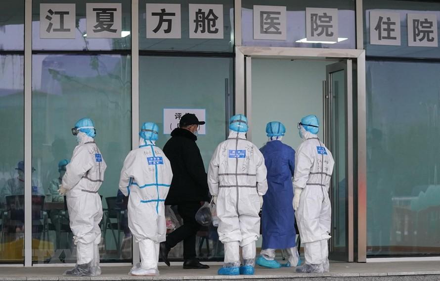 Trung Quốc có thêm 3 ca mắc COVID-19