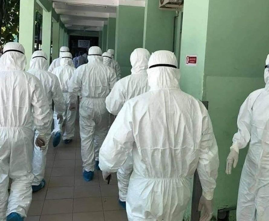 Diễn biến mới nhất về tình hình dịch bệnh COVID-19 tại Việt Nam