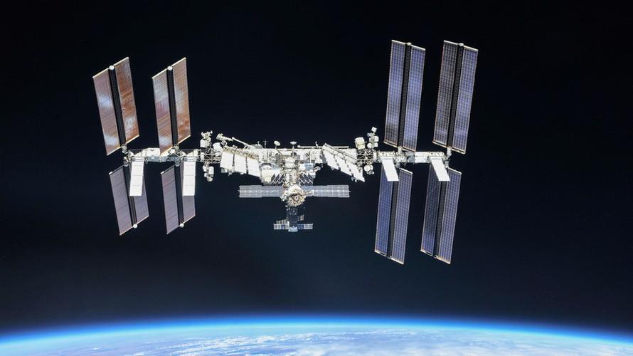 Trạm Vũ trụ Quốc tế (ISS). Ảnh: Reuters