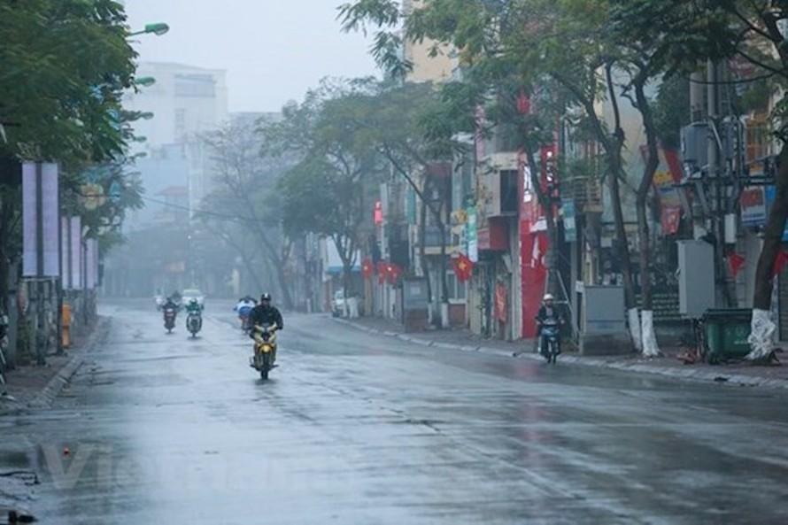 Theo dự báo từ Trung tâm khí tượng thuỷ văn Quốc gia, từ chiều tối và đêm ngày mùng 4/11, nhiều khu vực trên cả nước có mưa dông, đề phòng thời tiết nguy hiểm. (Ảnh minh hoạ).