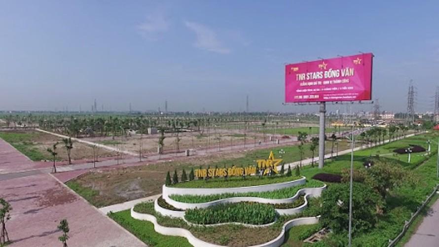 Chủ đầu tư dự án TNR Stars Đồng Văn chi trả lãi suất cho khách hàng