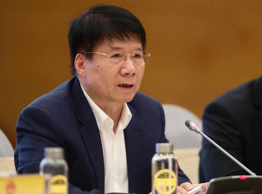 Thứ trưởng Bộ Y tế Trương Quốc Cường cho biết sẽ ưu tiên tiêm vắc xin cho các địa phương có dịch.