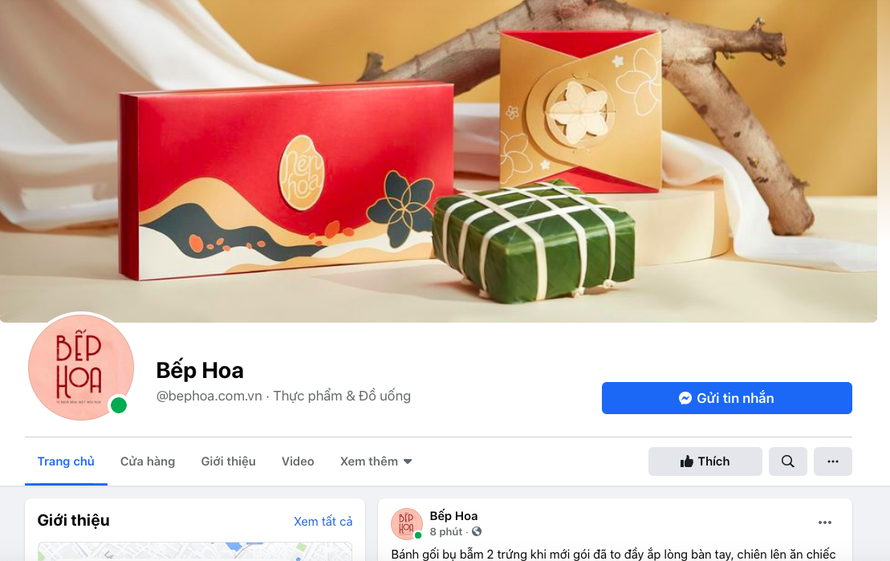 """Rất nhiều người tìm mua thực phẩm Bếp Hoa nhờ vào những lời quảng cáo """"có cánh"""" và hình ảnh đẹp mắt được đăng tải rầm rộ trên các phương tiện thông tin đại chúng và mạng xã hội."""
