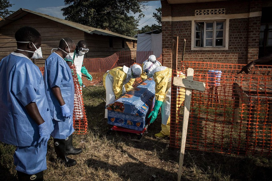 Dịch Ebola nguy cơ bùng phát trở lại, LHQ kêu gọi quyên góp hỗ trợ