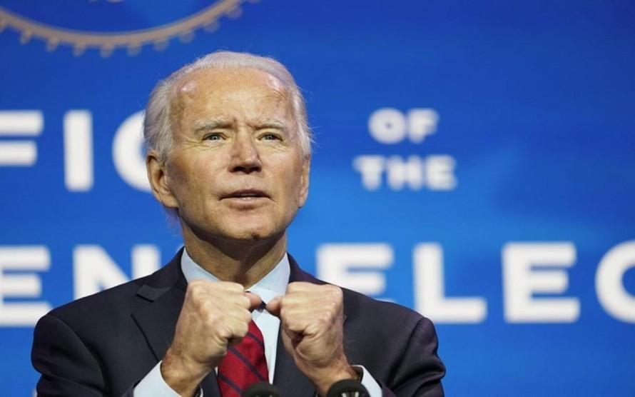 Ông Biden đã và đang thực hiện được khá nhiều cam kết.