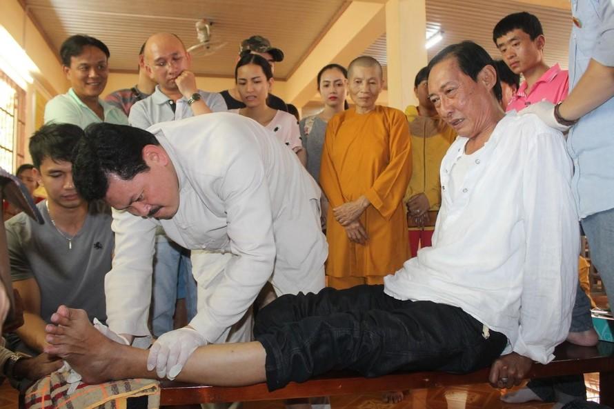 Bộ Y tế: Khẩn trương kiểm tra việc ông Võ Hoàng Yên hành nghề chữa bệnh