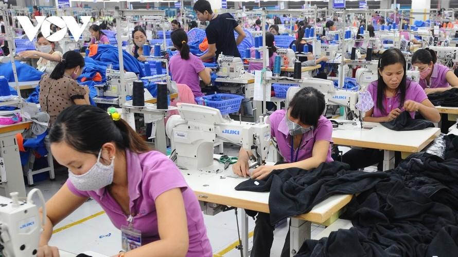 Sản phẩm dệt may của Việt Nam chịu hạn ngạch thuế quan ưu đãi nhập khẩu vào EAEU.