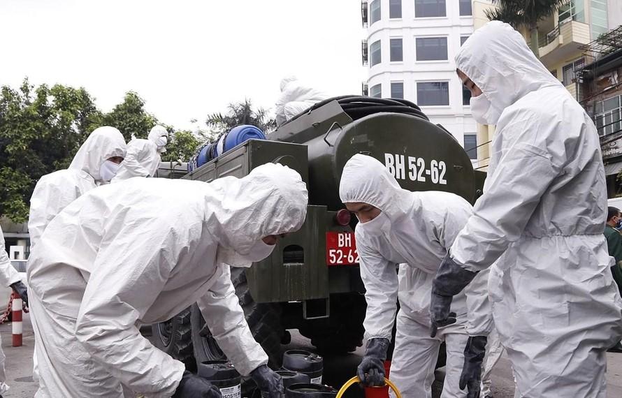 Chiều ngày 13/3: Việt Nam ghi nhận thêm 3 ca mắc mới COVID-19