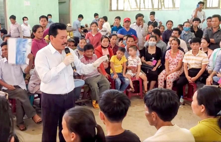 Công an tỉnh Quảng Ngãi: Ông Võ Hoàng Yên có dấu hiệu lừa dối khi chữa bệnh