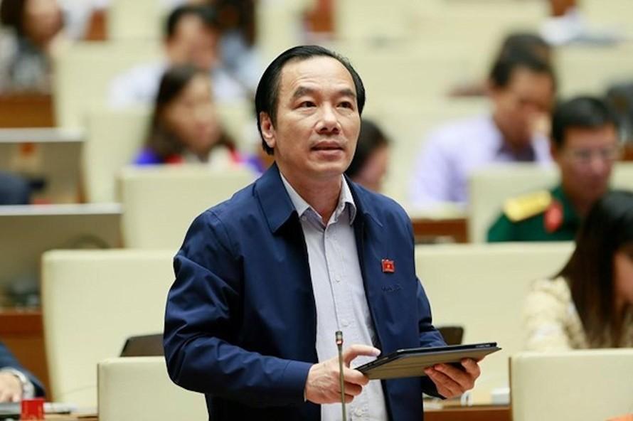 Đại biểu Quốc hội Ngô Sách Thực, Phó Chủ tịch Ủy ban Trung ương MTTQ Việt Nam