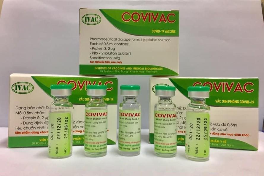 15 người tiếp tục được tiêm thử vắc xin COVIDVAC