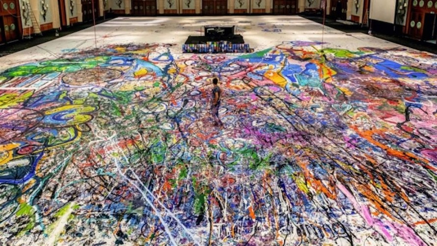 Bức tranh sơn dầu được trả giá 62 triệu USD để dành tiền cho trẻ em nghèo