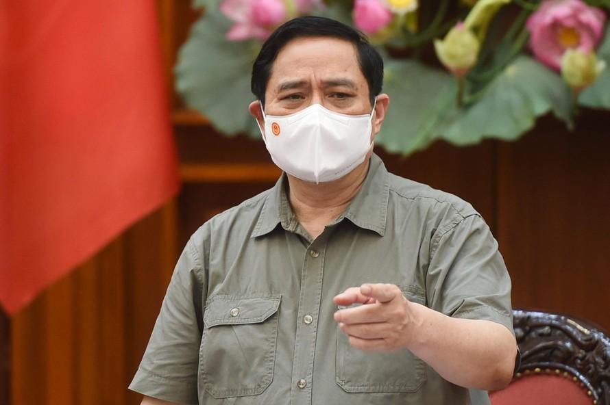 Thủ tướng Phạm Minh Chính: Nếu không xử lý nghiêm minh, sẽ tiếp tục dẫn tới tâm lý chủ quan, lơ là, mất cảnh giác, có thể dẫn đến hậu quả khó lường.