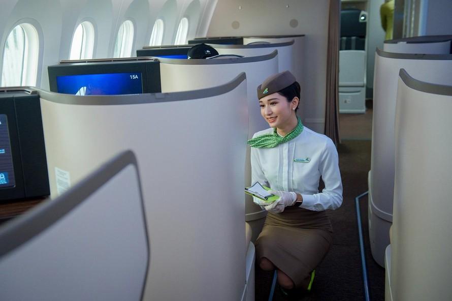 Tiêu chuẩn là mục tiêu cao nhất mà các hãng hàng không cao cấp hướng đến, trong đó có Bamboo Airways.