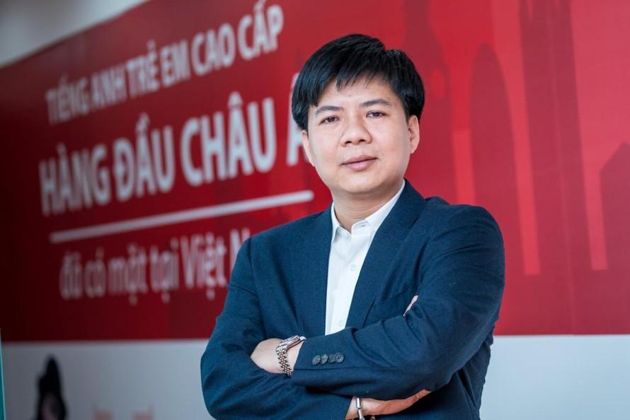 Ông Nguyễn Ngọc Thủy - Chủ tịch HĐQT Công ty Cổ phần Đầu tư Apax Holdings.