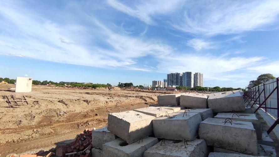 Khu 'đất vàng' tại Gia Lâm được thành phố phê duyệt giá khởi điểm!