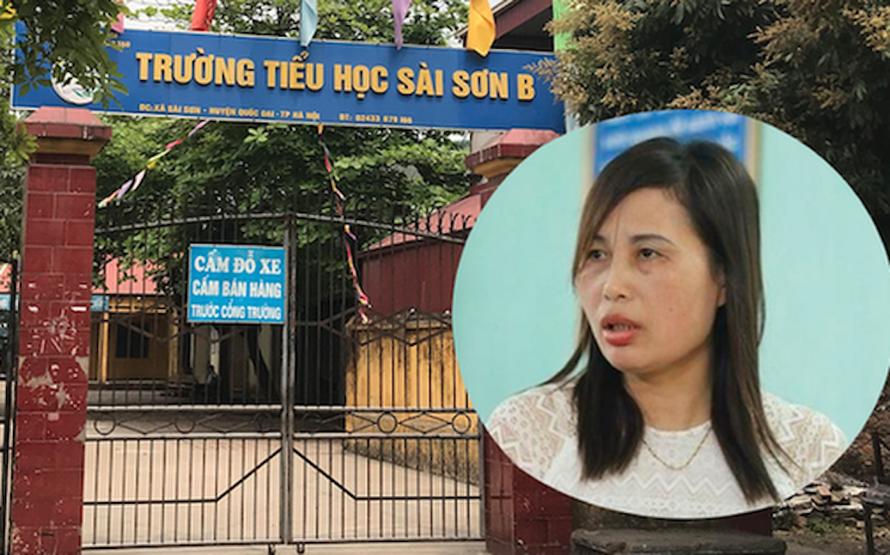 Vụ cô giáo Tuất ở Quốc Oai: 7 nội dung phản ánh không đúng