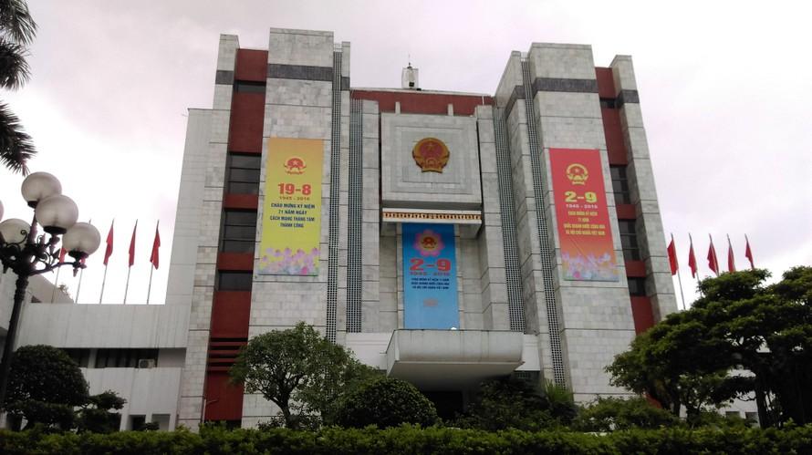 Khai mạc kỳ họp thứ nhất HĐND thành phố Hà Nội khóa XVI, nhiệm kỳ 2021-2026