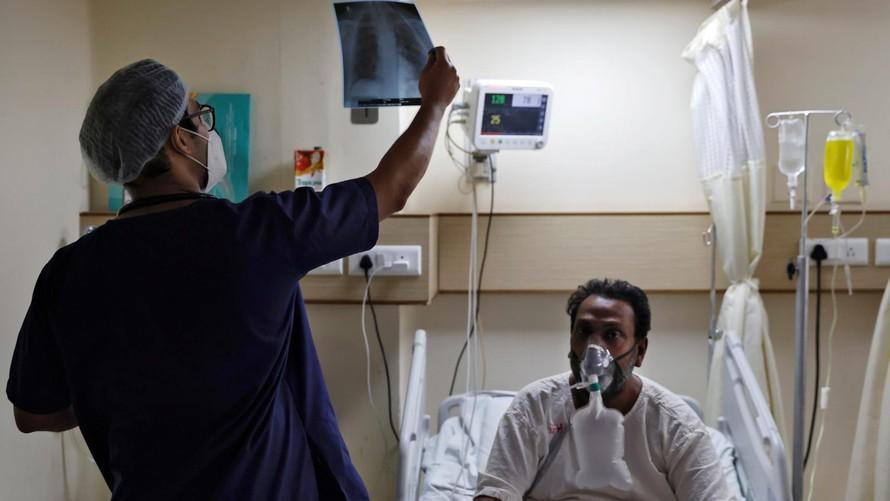 Đã có hàng chục người ở Ấn Độ nhiễm biến chủng Delta plus.