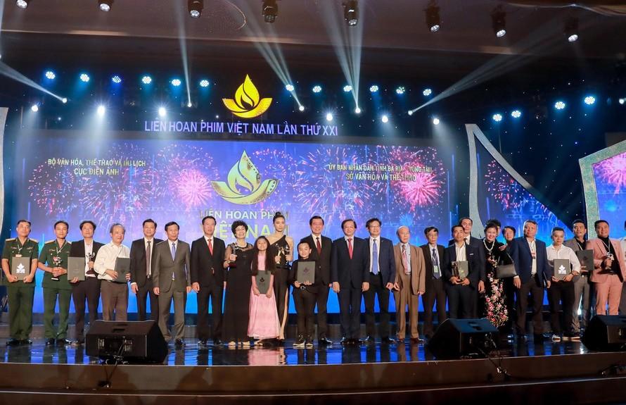 Liên hoan phim Việt Nam sẽ diễn ra tại Huế vào tháng 9