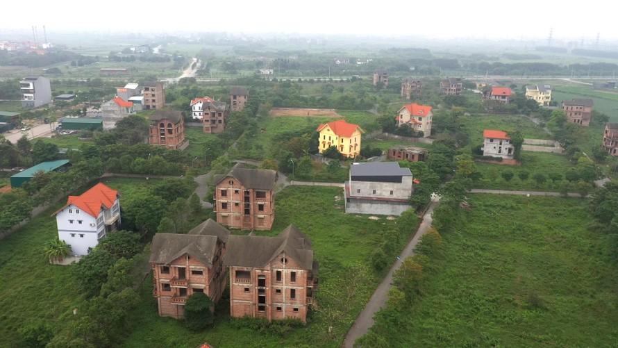 Điều chỉnh quy hoạch hai dự án chậm tiến độ tại huyện Mê Linh