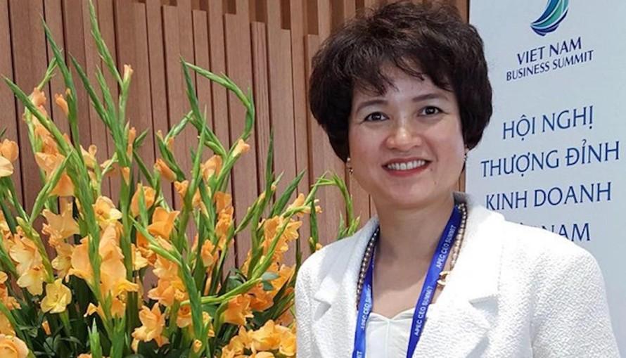 Phó Tổng giám đốc Sao Thái Dương Nguyễn Thị Hương Liên