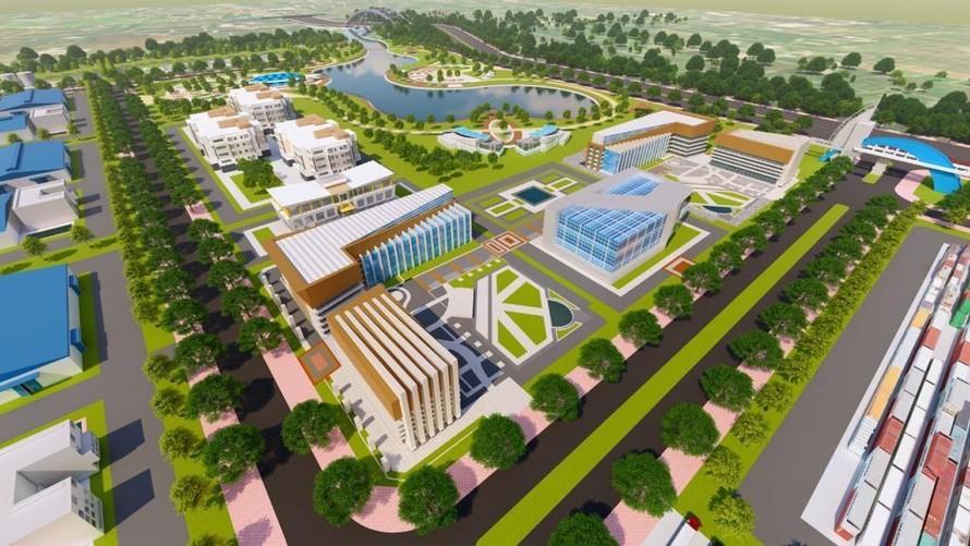 Bộ Xây dựng 'tuýt còi' việc chỉ định nhà đầu tư ở KCN Nam Tân Tập