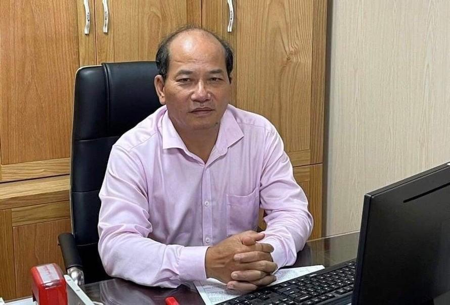 Ông Nguyễn Thế Thịnh - Cục trưởng Cục Quản lý Y Dược cổ truyền, Bộ Y tế.