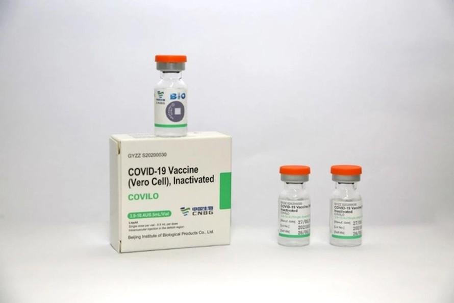 1 triệu liều vaccine COVID-19 Vero Cell nhập về TP.HCM đủ điều kiện sử dụng