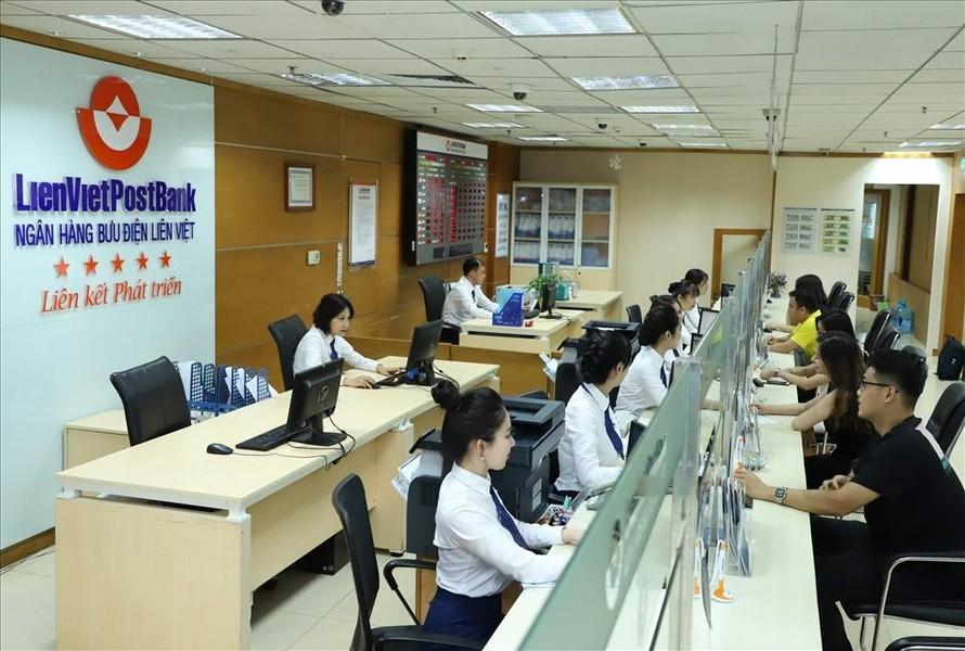 Sửa đổi giấy phép của Ngân hàng Bưu điện Liên Việt