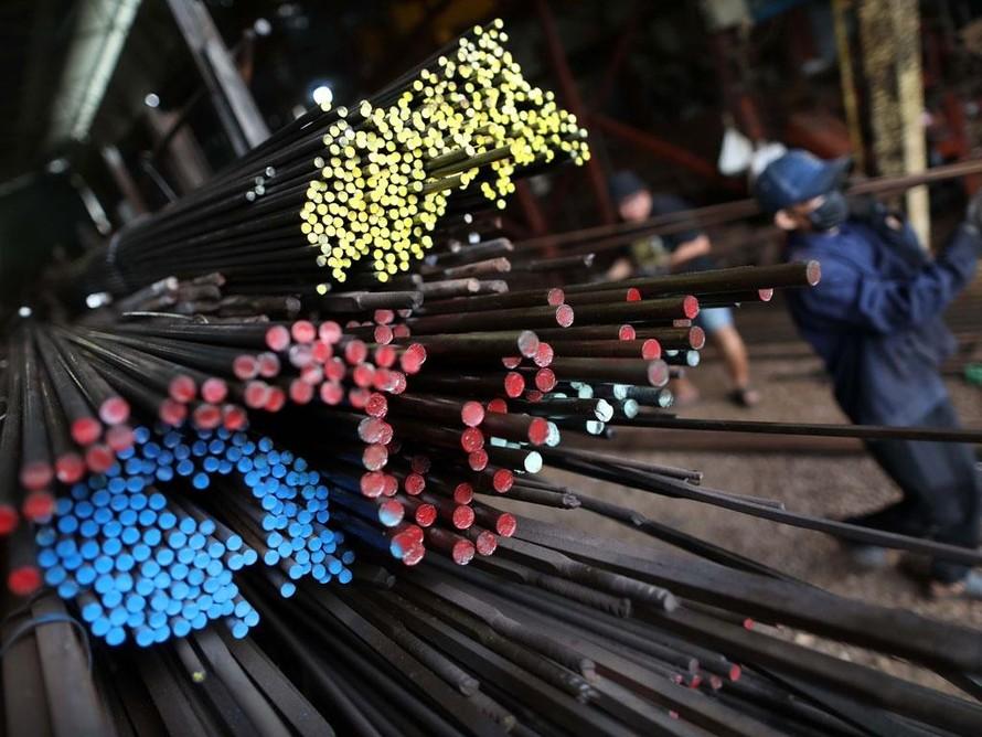 Vượt khó đại dịch, xuất khẩu thép vượt ngưỡng 7 tỷ USD