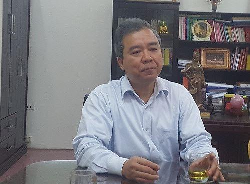 Ông Trần Văn Tiệp, Giám đốc Sở Nông nghiệp và Phát triển nông thôn tỉnh Hòa Bình là một trong những cán bộ có con được nâng điểm.
