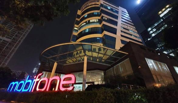 Trụ sở MobiFone - Ảnh: Danh Trọng