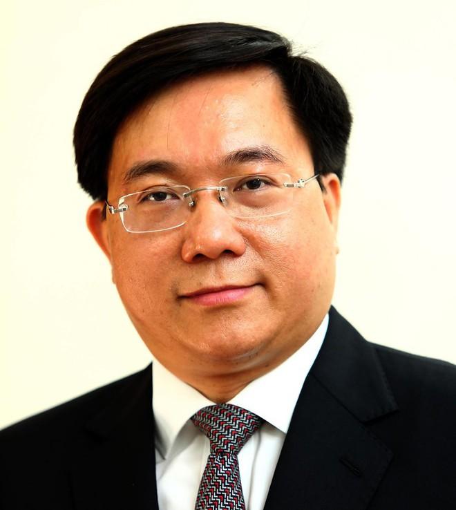 Tân Thứ trưởng Bộ KHĐT Trần Duy Đông. Ảnh: MPI.