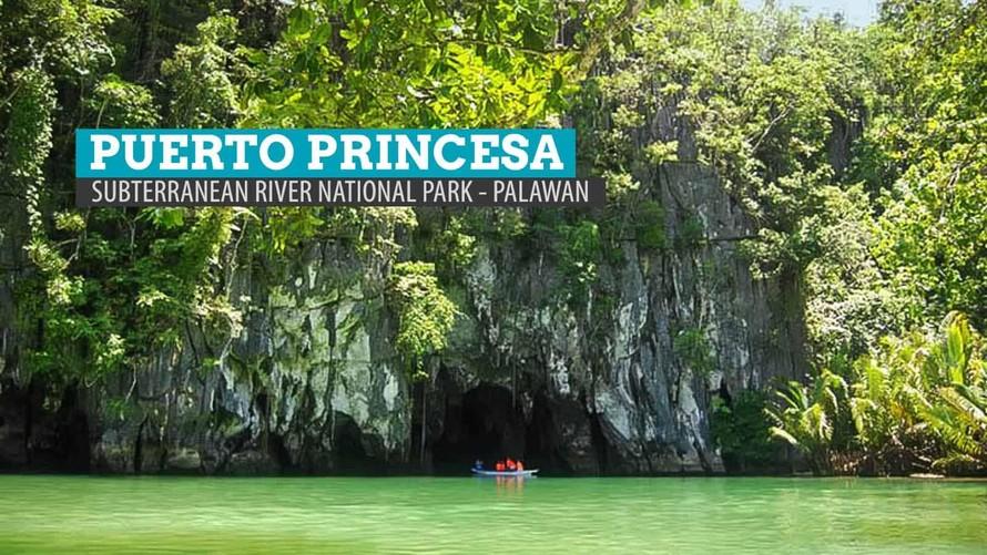 Vườn quốc gia Sông ngầm Puerto Princesa