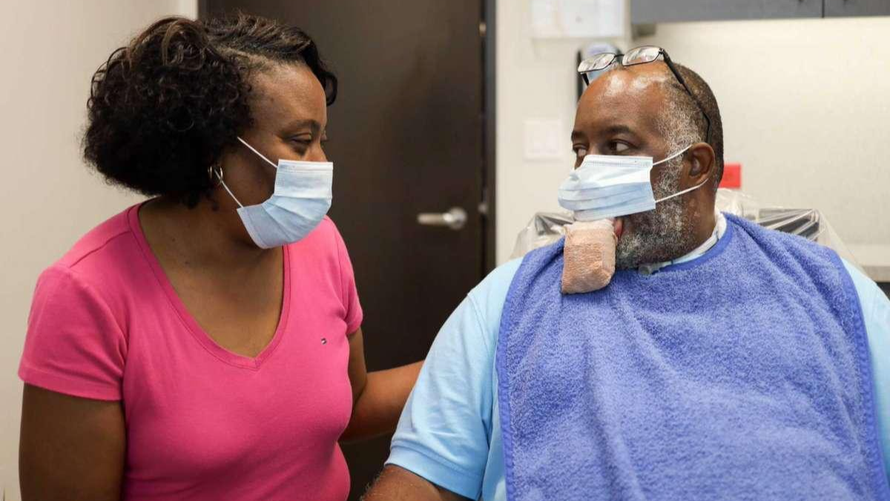 Hội chứng lưỡi phình to hiếm gặp ở bệnh nhân mắc COVID-19