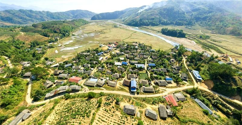 Lai Châu có nhiều tiềm năng, thế mạnh để phát triển du lịch cộng đồng .