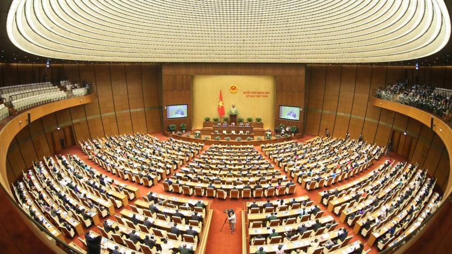 Kỳ họp đặt nền móng cho hoạt động của Quốc hội khóa XV
