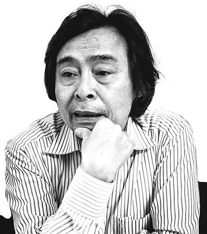 Nhà nghiên cứu văn hóa dân gian Nguyễn Hùng Vĩ. (Ảnh: Hà Nội mới)