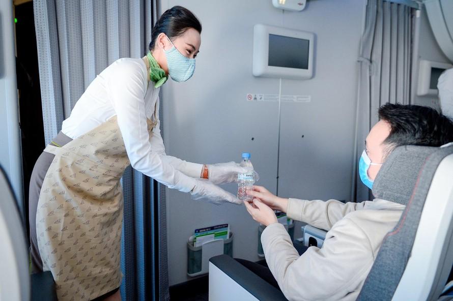 """Với Bamboo Airways, """"An toàn là số 1""""."""