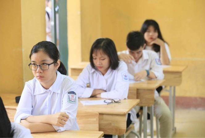 Năm nay, Hà Nội cho thí sinh đăng ký 3 nguyện vọng. (Ảnh: Tiền Phong)