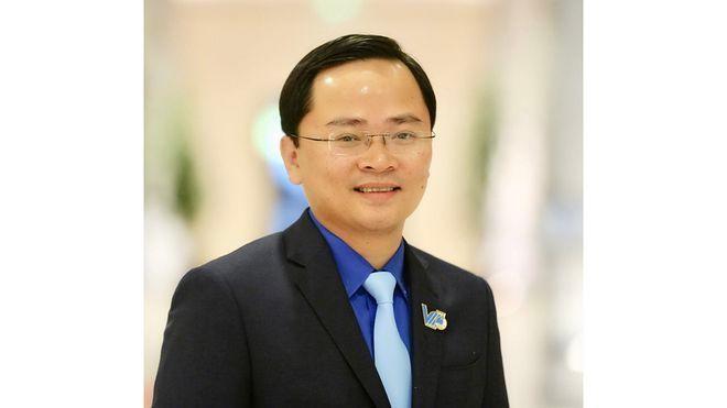 Anh Nguyễn Anh Tuấn, Ủy viên T.Ư Đảng, Bí thư thứ nhất T.Ư Đoàn. (Ảnh: Thanh Niên)
