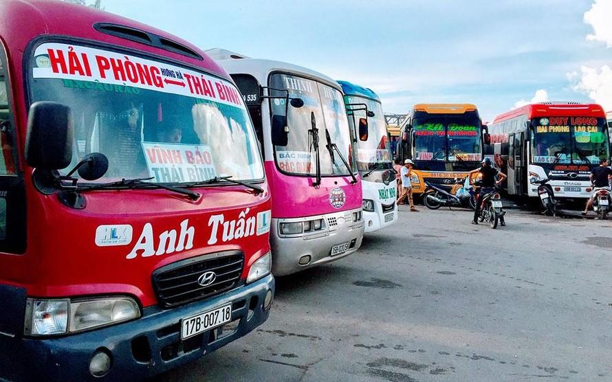 Từ 1-3, các hoạt động vận tải hành khách trên địa bàn Hải Phòng sẽ hoạt động trở lại. (Ảnh: Nhân Dân)