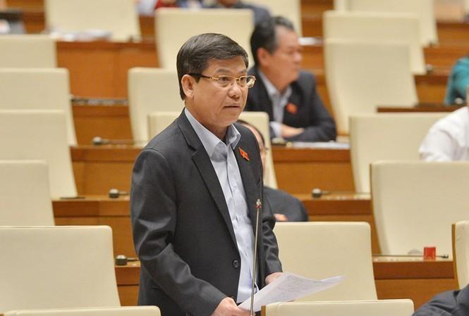 Viện trưởng VKSND tối cao Lê Minh Trí. (Ảnh: Tiền Phong)