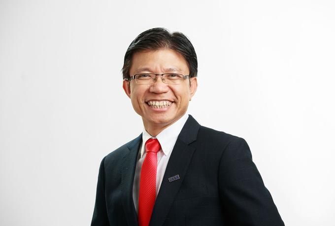 GS Hoàng Anh Tuấn, tân hiệu trưởng Đại học Khoa học Xã hội và Nhân văn. Ảnh: Nhà trường cung cấp.
