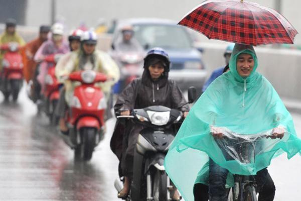 Các tỉnh miền Bắc có khả năng xảy ra mưa rào và dông những ngày tới. (Ảnh: Vietnamnet)
