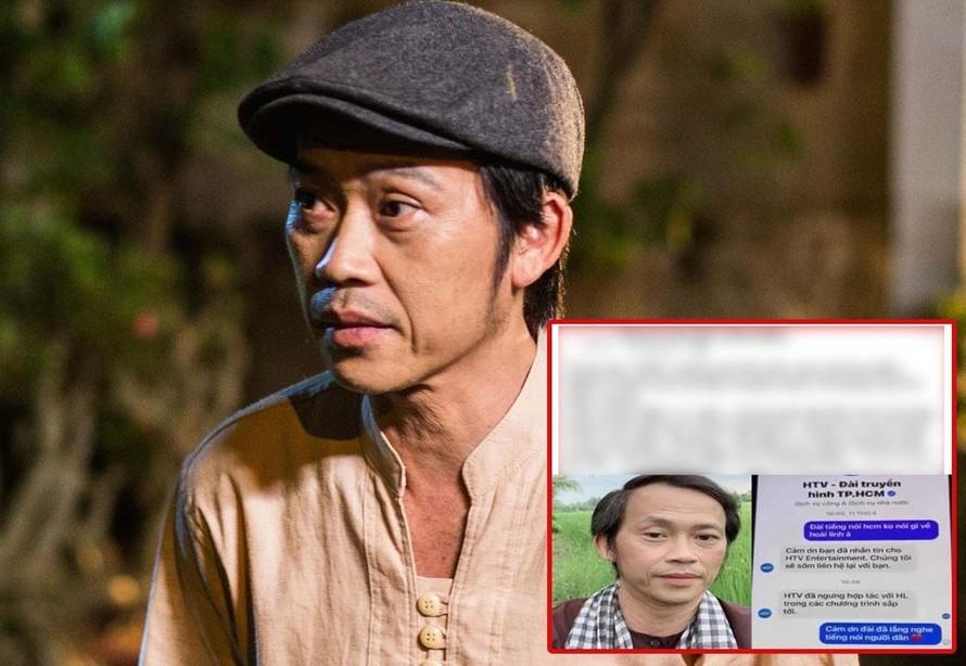 Thông tin nghệ sĩ Hoài Linh bị HTV cấm sóng gây xôn xao cộng đồng mạng. (Ảnh: Thanh Niên)