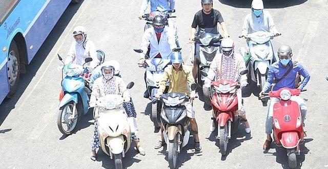 Trong những ngày tới, nhiệt độ cao nhất tại Hà Nội khả năng dạt trên 40 độ C.